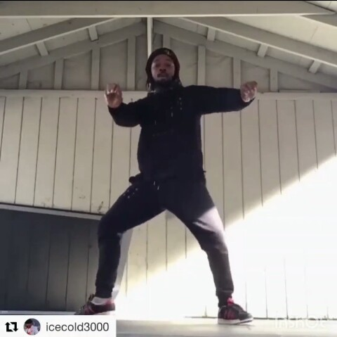 "Incredible Dance Challenge to Single ""We The Shit"" by Bink, Mistah E, and Emanie"